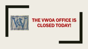 Office Early Closure @ 1:00 P.M. Today