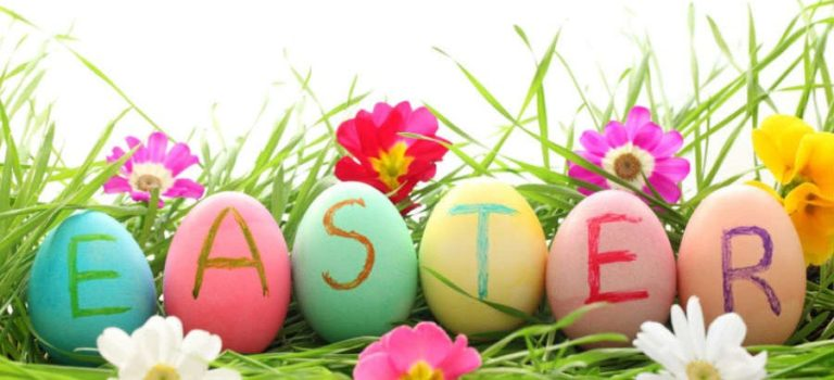 EASTER EGG HUNT – SATURDAY APRIL 20th @ 9 AM IN THE SPORTS PARK