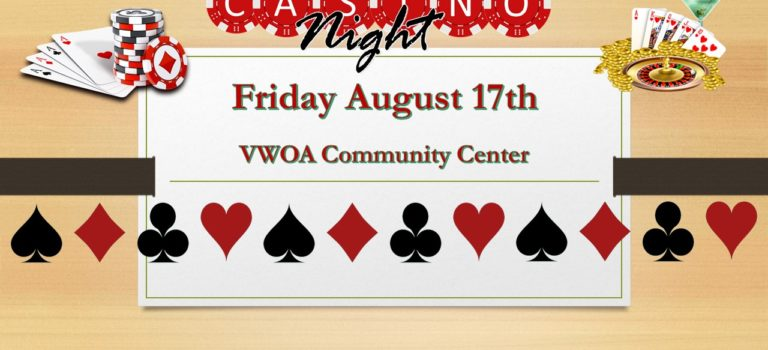 CASINO NIGHT IN WESTCREEK