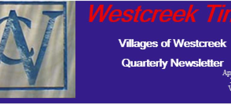 VWOA 2nd Quarter Newsletter
