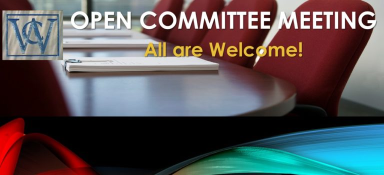 Nomination Committee Meeting – January 21, 2020 at 5PM
