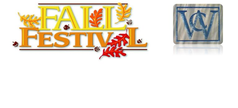 VWOA FALL FESTIVAL – Saturday, October 26th