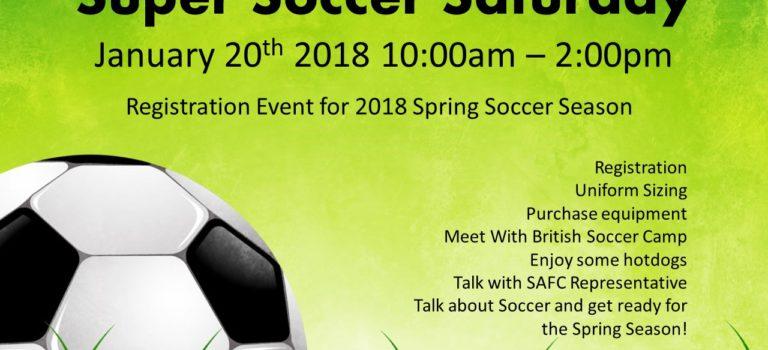 VWOA-Let's Get Ready For Soccer