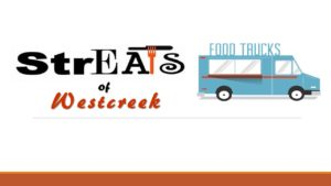 "STREATS OF WESTCREEK - "" Chicago Poppin' "" FOOD TRUCK @ VWOA Community Center Overflow Parking Lot"