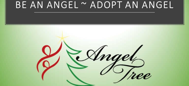 ANGLE TREE –  BRINGING HOLIDAY CHEER TO CHILDREN