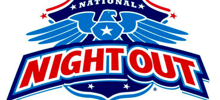 NATIONAL NIGHT OUT EVENT – TUESDAY, OCTOBER 1st!